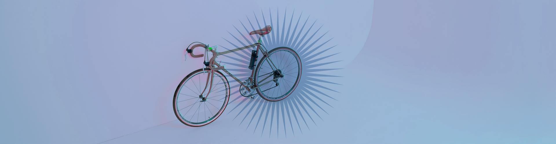 verschiedene Fahrradtypen
